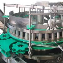 """AUTOMATIC TELESCOPIC FILLER MACHINE model """"RTF"""""""