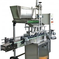 SEMI AUTOMATIC FILLING MACHINE FOR FRUIT AND VEGETABLES IN JARS